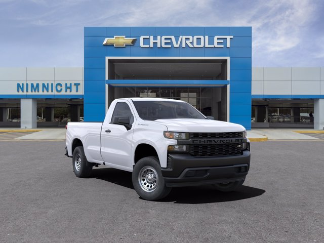 2021 Chevrolet Silverado 1500 Regular Cab 4x2, Pickup #21C80 - photo 1