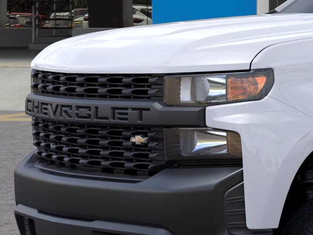 2021 Chevrolet Silverado 1500 Regular Cab 4x2, Pickup #21C80 - photo 11