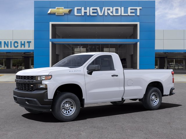 2021 Chevrolet Silverado 1500 Regular Cab 4x2, Pickup #21C80 - photo 3