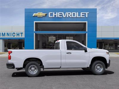 2021 Chevrolet Silverado 1500 Regular Cab 4x2, Pickup #21C80 - photo 5