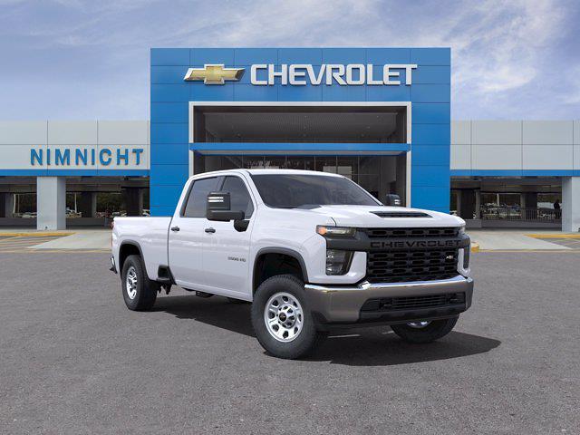 2021 Chevrolet Silverado 3500 Crew Cab 4x2, Pickup #21C806 - photo 1
