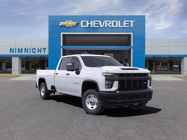 2021 Chevrolet Silverado 2500 Crew Cab 4x4, Pickup #21C868 - photo 1
