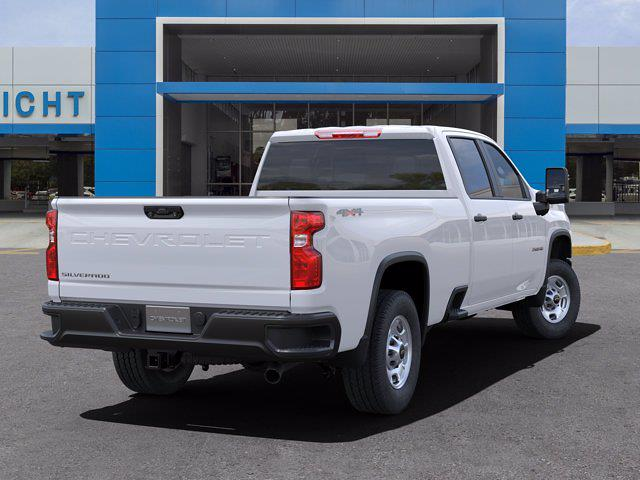 2021 Chevrolet Silverado 2500 Crew Cab 4x4, Pickup #21C868 - photo 2