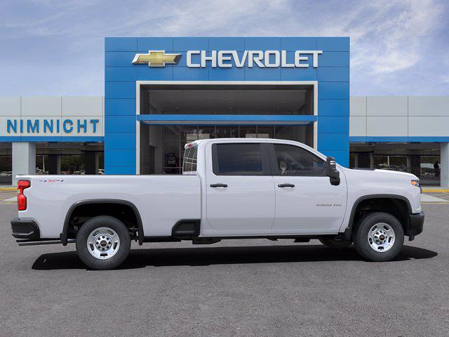 2021 Chevrolet Silverado 2500 Crew Cab 4x4, Pickup #21C868 - photo 9