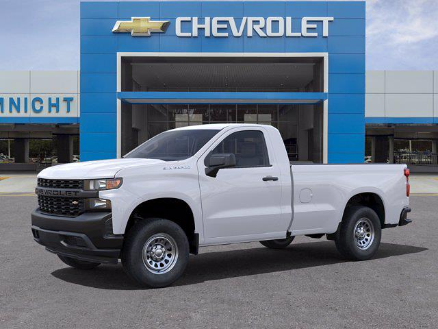 2021 Chevrolet Silverado 1500 Regular Cab 4x2, Pickup #21C892 - photo 4