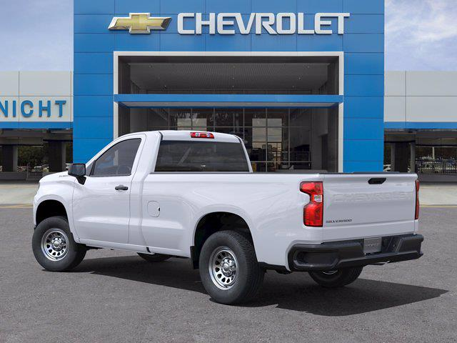 2021 Chevrolet Silverado 1500 Regular Cab 4x2, Pickup #21C892 - photo 6