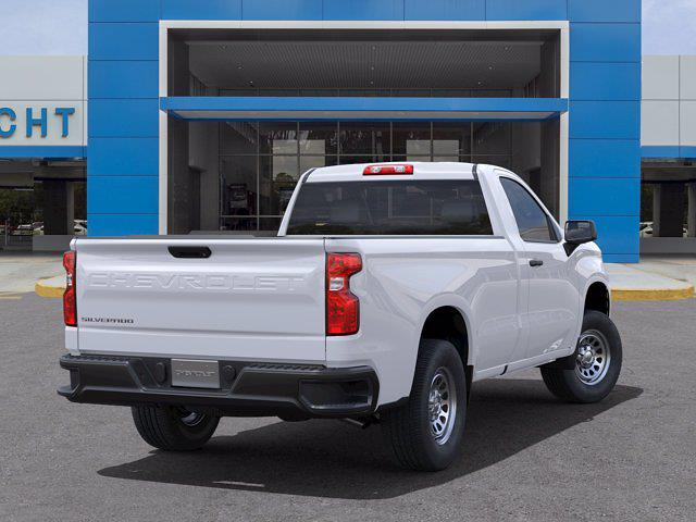 2021 Chevrolet Silverado 1500 Regular Cab 4x2, Pickup #21C892 - photo 2