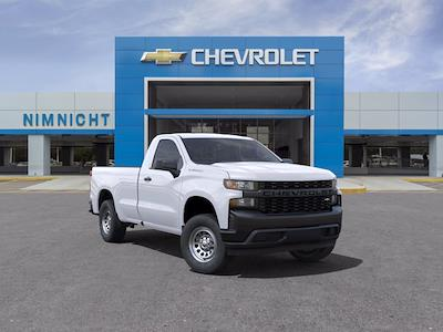 2021 Chevrolet Silverado 1500 Regular Cab 4x2, Pickup #21C892 - photo 1