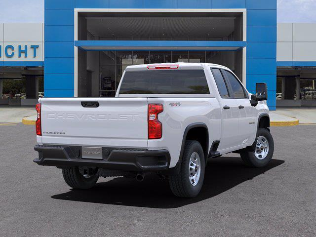 2021 Chevrolet Silverado 2500 Double Cab 4x4, Pickup #21C903 - photo 2