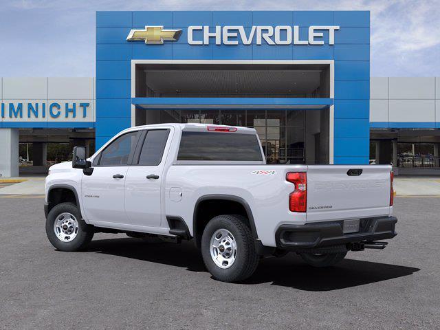 2021 Chevrolet Silverado 2500 Double Cab 4x4, Pickup #21C904 - photo 8