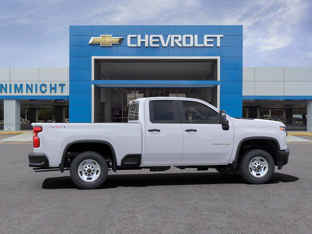 2021 Chevrolet Silverado 2500 Double Cab 4x4, Pickup #21C905 - photo 4