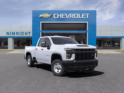 2021 Chevrolet Silverado 2500 Double Cab 4x4, Pickup #21C905 - photo 1