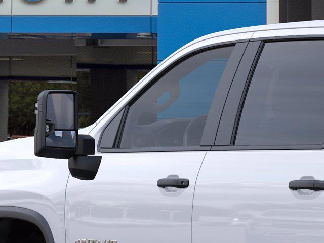 2021 Chevrolet Silverado 2500 Crew Cab 4x4, Pickup #21C908 - photo 10