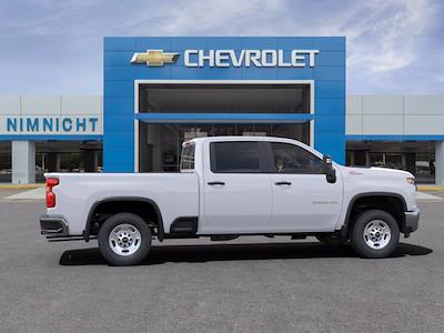 2021 Chevrolet Silverado 2500 Crew Cab 4x4, Pickup #21C908 - photo 4