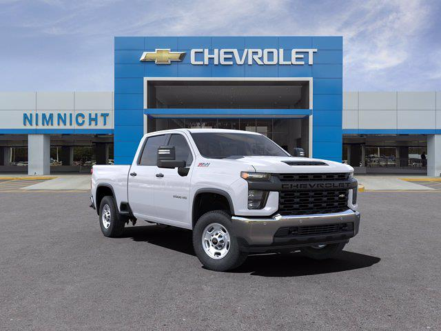 2021 Chevrolet Silverado 2500 Crew Cab 4x4, Pickup #21C909 - photo 1