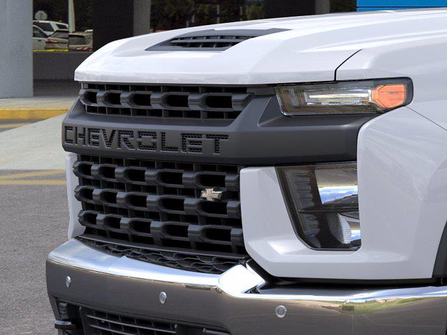 2021 Chevrolet Silverado 2500 Crew Cab 4x4, Pickup #21C909 - photo 11
