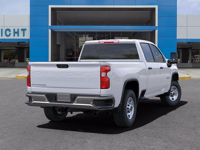 2021 Chevrolet Silverado 2500 Crew Cab 4x4, Pickup #21C909 - photo 2
