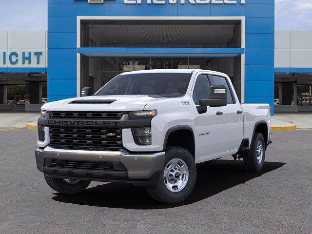 2021 Chevrolet Silverado 2500 Crew Cab 4x4, Pickup #21C909 - photo 3