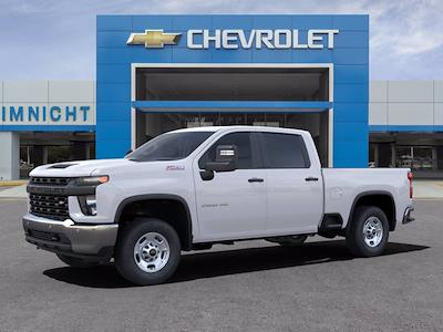 2021 Chevrolet Silverado 2500 Crew Cab 4x4, Pickup #21C909 - photo 6