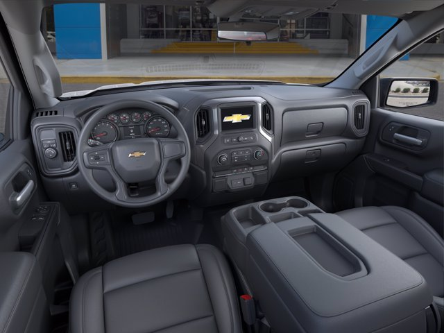 2021 Chevrolet Silverado 1500 Regular Cab 4x2, Pickup #21C91 - photo 12