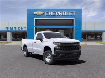 2021 Chevrolet Silverado 1500 Regular Cab 4x2, Pickup #21C91 - photo 1