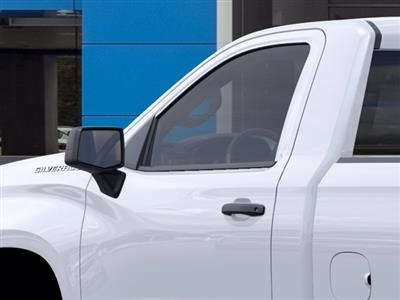 2021 Chevrolet Silverado 1500 Regular Cab 4x2, Pickup #21C91 - photo 10