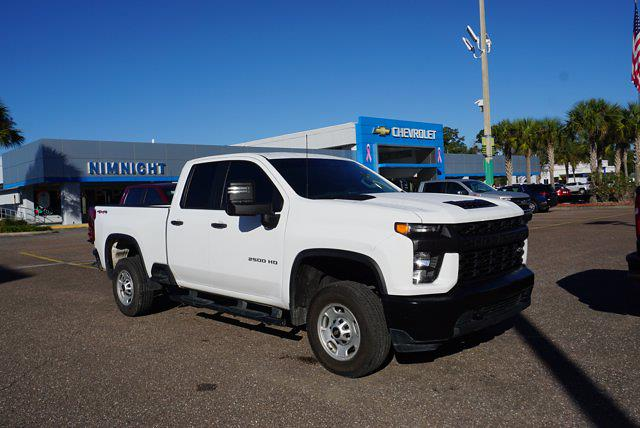 2021 Chevrolet Silverado 2500 Double Cab 4x4, Pickup #21C919 - photo 1