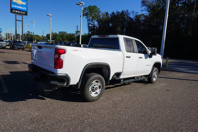 2021 Chevrolet Silverado 2500 Double Cab 4x4, Pickup #21C919 - photo 9