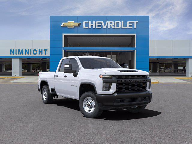 2021 Chevrolet Silverado 2500 Double Cab 4x4, Pickup #21C920 - photo 1