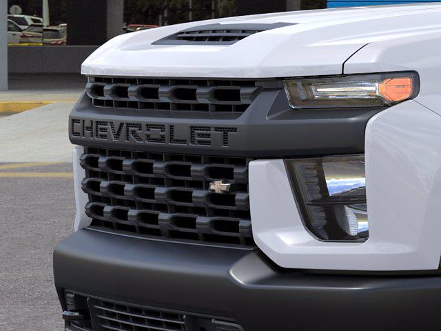 2021 Chevrolet Silverado 2500 Double Cab 4x4, Pickup #21C920 - photo 11