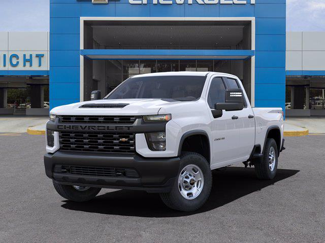2021 Chevrolet Silverado 2500 Double Cab 4x4, Pickup #21C920 - photo 3