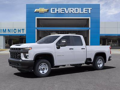 2021 Chevrolet Silverado 2500 Double Cab 4x4, Pickup #21C920 - photo 4