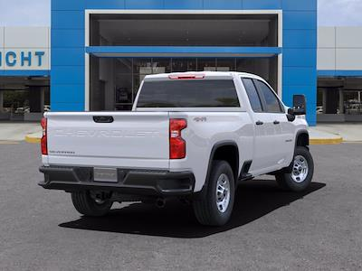 2021 Chevrolet Silverado 2500 Double Cab 4x4, Pickup #21C920 - photo 2