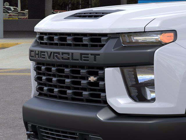2021 Chevrolet Silverado 2500 Double Cab 4x4, Pickup #21C923 - photo 11