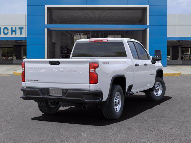 2021 Chevrolet Silverado 2500 Double Cab 4x4, Pickup #21C923 - photo 2