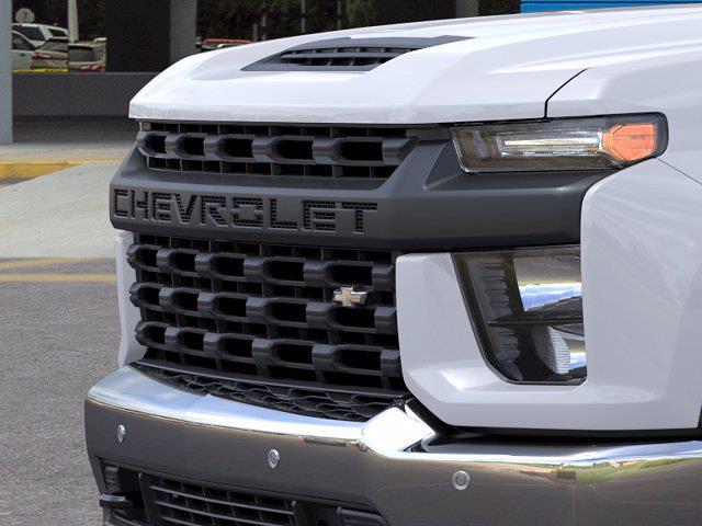 2021 Chevrolet Silverado 2500 Double Cab 4x4, Pickup #21C927 - photo 11
