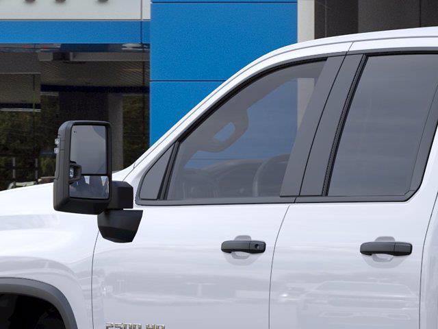 2021 Chevrolet Silverado 2500 Double Cab 4x4, Pickup #21C930 - photo 10