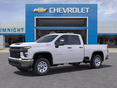 2021 Chevrolet Silverado 2500 Double Cab 4x4, Pickup #21C936 - photo 4