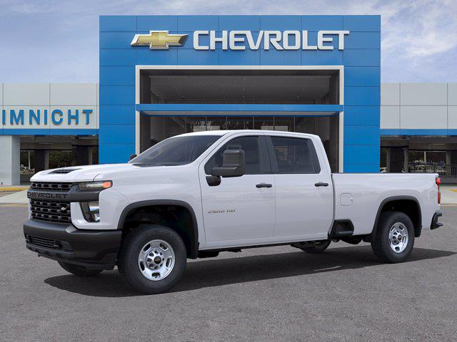 2021 Chevrolet Silverado 2500 Crew Cab 4x2, Pickup #21C951 - photo 6