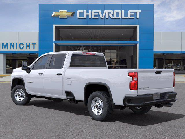 2021 Chevrolet Silverado 2500 Crew Cab 4x2, Pickup #21C951 - photo 8