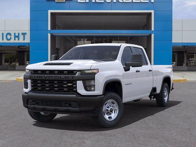 2021 Chevrolet Silverado 2500 Crew Cab 4x2, Pickup #21C951 - photo 3