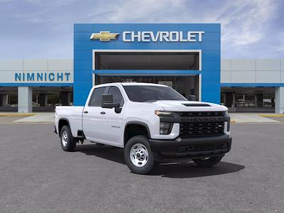 2021 Chevrolet Silverado 2500 Crew Cab 4x2, Pickup #21C951 - photo 1