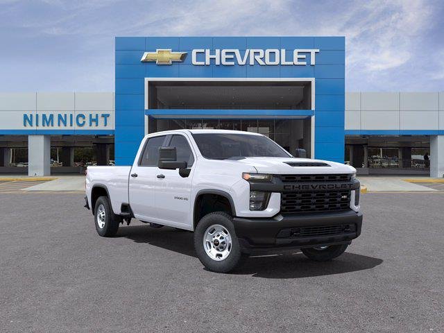 2021 Chevrolet Silverado 2500 Crew Cab 4x2, Pickup #21C955 - photo 1
