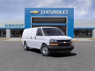 2021 Chevrolet Express 2500 4x2, Empty Cargo Van #21G04 - photo 1