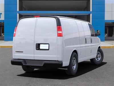 2021 Chevrolet Express 2500 4x2, Empty Cargo Van #21G04 - photo 2