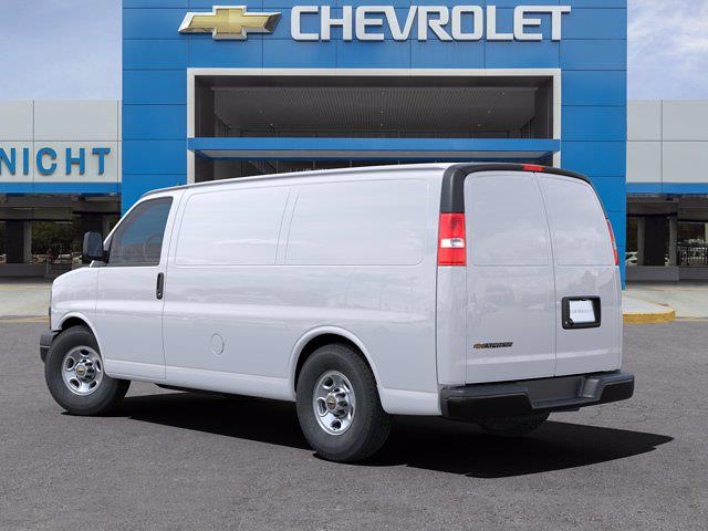 2021 Chevrolet Express 2500 4x2, Empty Cargo Van #21G05 - photo 2