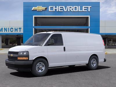2021 Chevrolet Express 2500 4x2, Empty Cargo Van #21G05 - photo 1