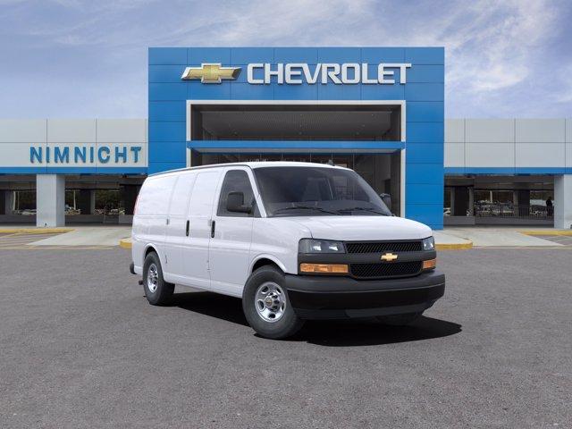 2021 Chevrolet Express 2500 4x2, Empty Cargo Van #21G07 - photo 1