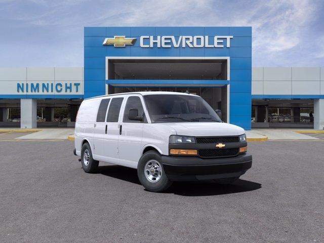 2021 Chevrolet Express 2500 4x2, Empty Cargo Van #21G12 - photo 1