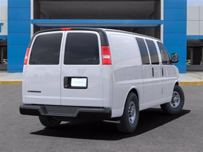 2021 Chevrolet Express 2500 4x2, Empty Cargo Van #21G14 - photo 2